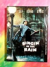 Singin' In The Rain 1952 Dvd Gene Kelly Debbie Reynolds factory sealed