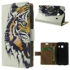 Etui Flip Business Case Samsung Galaxy Ace Style / SM-G310 Tiger