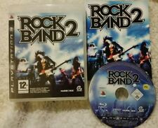PS3 Rock Band 2 - PlayStation 3 - Free, Fast P&P! - Rockband, Music GAME ONLY