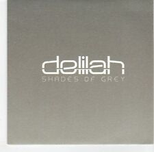 (EA667) Delilah, Shades of Grey - 2012 DJ CD