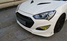 Unpainted Front Rip For Hyundai Genesis Coupe 2013 2016