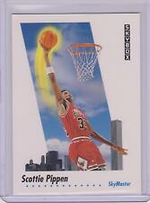 1991-92 SKYBOX SCOTTIE PIPPEN LOT (35) CARDS #586 ~ DA BULLS