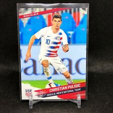 2019 Panini CHRISTIAN PULISIC US Men's National Team Instant Soccer Card No. 1
