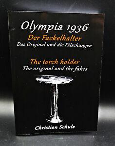 Der Fackelhalter - Olympia 1936 - Christian Schulz - Nr.125 von 200 signiert