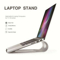 Portable Laptop Stand Aluminum Alloy NoteBooks Holder Stand for iPad Macbook Air