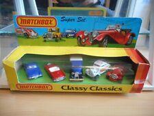 Matchbox Super Set Classy Classics in Box
