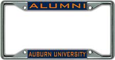 Auburn University ALUMNI License Plate Frame