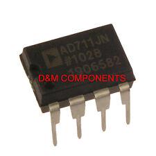 Ad711jn precisione, a basso costo, ad alta velocità, BIFET OP AMP, analod dispositivi, PDIP - 8