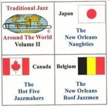 Traditional Jazz Around the World, Vol. 2 by Various Artists (CD)