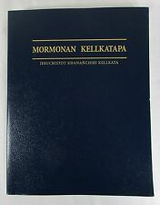 Mormonan Kellkatapa Aymara Translation Book Of Mormon Language LDS Aimara Andes