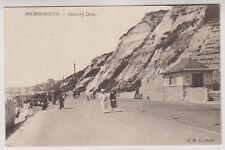 Dorset postcard - Bournemouth, Undercliff Drive