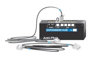 Expansion Hub Woodland Scenics JP5702 (Just Plug System) OO gauge