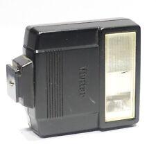 Vivitar 45 Mini Hot Shoe Camera Flash Gun, single pin