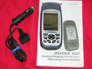Lowrance iFinder H2O Handheld GPS