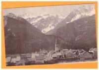 MONETIER-les-BAINS (05) VILLAS & EGLISE en 1915