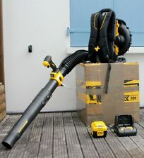Souffleur sac à dos Dewalt DCBL590X1 / DCM 587, 40V Lithium Ion Backpack Blower