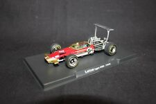 Atlas Lotus 49B 1968 1:43 #5 Graham Hill (GBR) WC