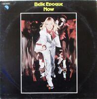 BELLE EPOQUE - Now ~ VINYL LP ITALIAN PRESS