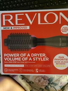 Revlon Pro Collection Salon One-Step Hair Dryer and Volumizer  **Free Shipping**