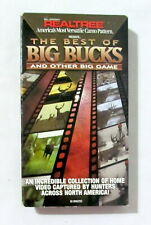 Vhs Tape - Realtree The Best Of Big Bucks & Other Game - Whitetail Deer Hunting