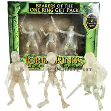 Yr 2004 Lord of the Rings Fellowship of Ring Gift Pack BEARERS OF THE ONE RING