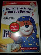 Mozart y sus Amigos - Hora de Dormir [CD + DVD] New and Sealed