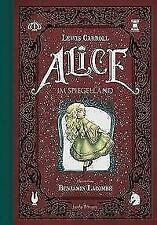 Alice im Spiegelland von Lewis Carroll (2017, Gebundene Ausgabe)