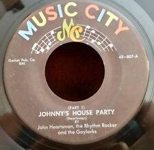 John Heartsman, Rhythm Rocker & Gaylarks Music City 807   /     MAKE OFFER