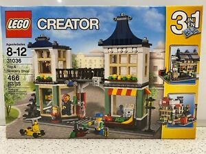 LEGO Creator 31036 Toy and Grocery Shop - NEW IN SEALED BOX