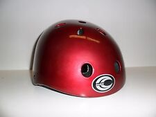 DOUBLE AGGRESSIVE SKATE HELMET RED YOUTH SMALL NEW IN BOX