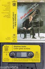STEPHAN SULKE - Liebe gibts im Kino ★ MC Musikkassette