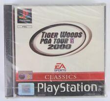 TIGER WOODS PGA TOUR 2000 - PLAYSTATION 1 - NUOVO SIGILLATA - NEW SALED
