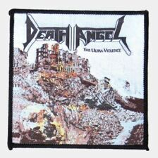 "Death Angel ""the Ultra violenza simulata"" Patch/ricamate 602338 #"