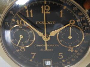 Poljot Chronograph Herren Uhr Russland