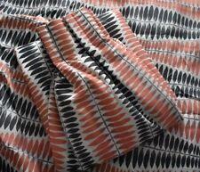 John Lewis Herbert Parkinson MTM Iris Leaf Double Pleat Blackout Lined Curtains