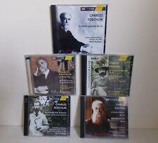 5x CD's Charles Koechlin Collection, Job Lot