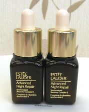 ESTEE Lauder Advanced Night Repair sincronizzato recupero LL - 2 X 7ML contagocce