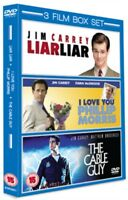 Nuovo Jim Carrey - i Love Voi Phillip Morris/Liar / Cavo Guy DVD
