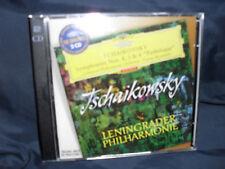 Tchaïkovski-Symphony Nos. 4, 5 & 6-Leningrad PHILHARMONIC/Mravinsky - 2cd