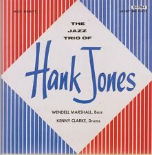 Hank Jones The Jazz Trio of Hank Jones (Odd Number) 1992 Savoy Giappone CD