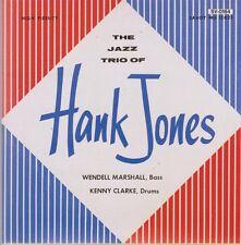 Hank Jones The Jazz Trio Of Hank Jones (Odd Number) 1992 Savoy Japan CD