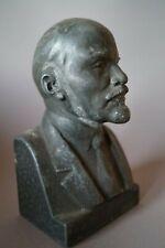 LENIN Statuette Büste Figurine Metall СССР Статуэтка ЛЕНИН UdSSR RAR 02