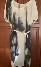 Scanlan Theodore Silk Dress Size 12