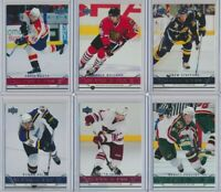 2006-07 Upper Deck Series 2 YOUNG GUNS Rookie U-Pick COMPLETE YOUR SETS
