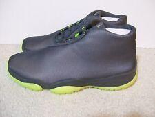 NEW SZ 10 Nike Air Jordan Future Grey Volt 656503-025 XII XI IX IV V VI III Cool