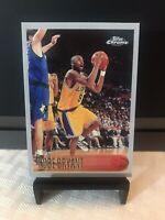 1996-97 Kobe Bryant Topps Chrome NBA Rookie Los Angeles Lakers RC RP - Mint