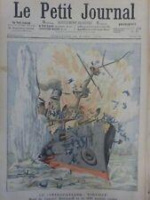 1904 Krieg Russo-Japanischen Petropavlovsk Torpedo Toten Admiral Makharoff