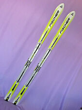Fischer Racing RC4 World Cup SC race skis 166cm with Power Vacuum race risers ~~