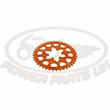 Orange Motorcycle Chains, Sprockets and Parts