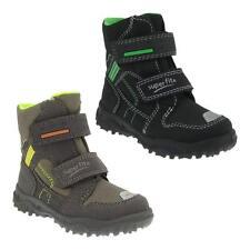 Superfit medium Breite Stiefel & Boots für Jungen mit Klettverschluss
